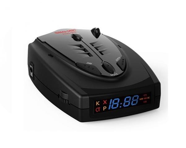 Автомобильный радар-детектор Sho-Me g-525str