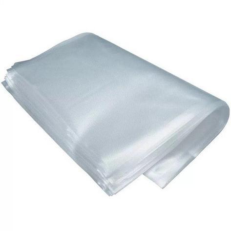 Пакет вакуум. 160х200мм (РЕТ/РЕ) (прозр.) 70мкм, 200 шт, фото 2
