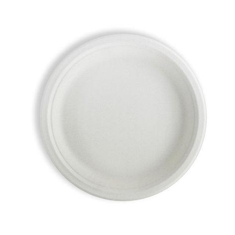 Тарелка кругл., d 262мм, целлюлоза, 350 шт, фото 2