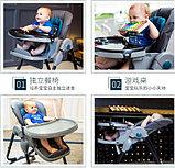Детский стульчик для кормления Teknum (Skillmax) Fresh Green, фото 3