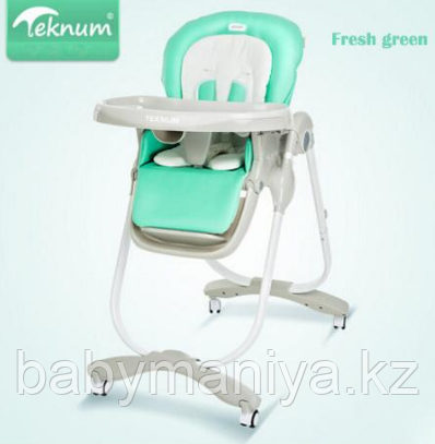 Детский стульчик для кормления Teknum (Skillmax) Fresh Green