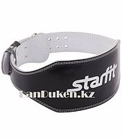 """Атлетический пояс """"Starfit""""  чёрного цвета"""