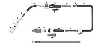 MIG TORCH, MODEL: TWC - SPARE PARTS