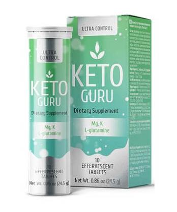 Keto Guru (Кето Гуру)  - таблетки для похудения