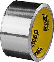 Алюминиевая лента, STAYER Professional 12268-50-10, до 120°С, 50мкм, 50мм х 10м