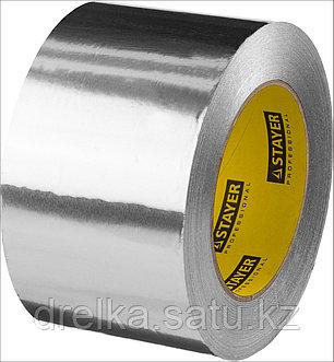 Алюминиевая лента, STAYER Professional 12268-75-50, до 120°С, 50мкм, 75мм х 50м, фото 2