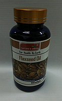 Капсулы Льняное масло - Flaxseed Oil 100 кап.