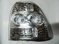Штатные тюнингованные фонари для Лада Приора (седан и хетчбек), белые