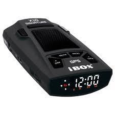 Автомобильный радар-детектор IBOX X10 Signature