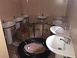 Контейнер 40ф под санузел (модульные здание под туалет), фото 3