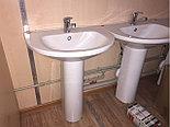 Контейнер 40ф под санузел (модульные здание под туалет), фото 4