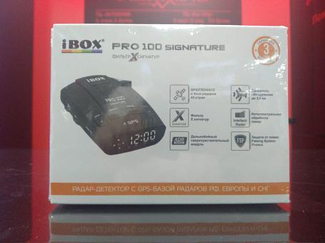 Автомобильный радар-детектор IBOX PRO 100 Signature, фото 2