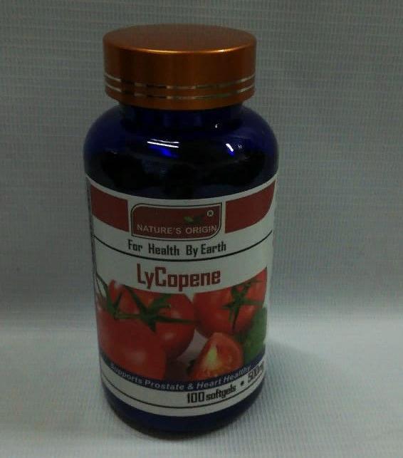 Капсулы Ликопин - LyCopene 100 кап.