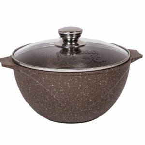 Казан для плова  Мечта Granit Brown 5 литров