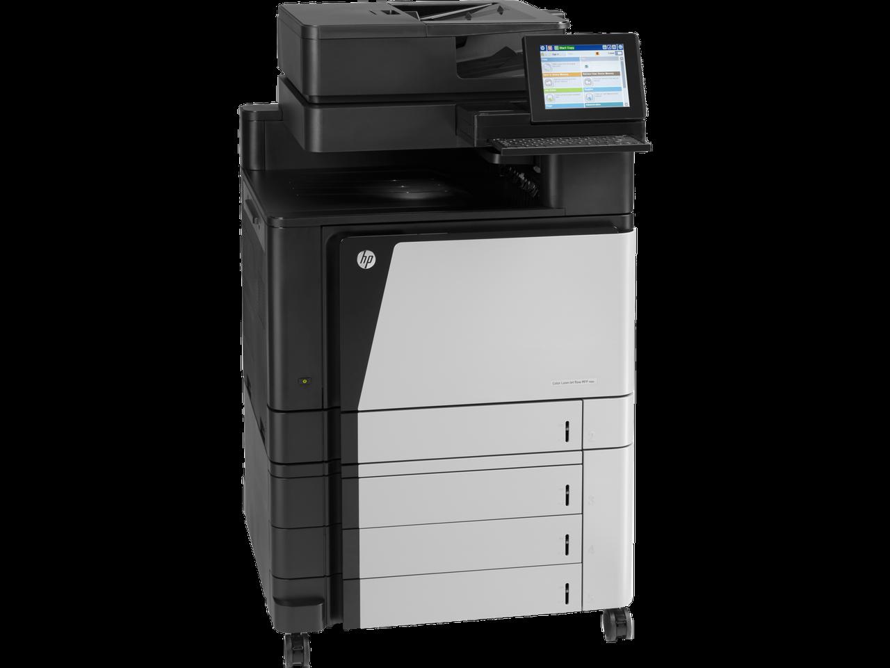 МФУ HP LaserJet M880z A2W75A, A3, Печать:1200x1200dpi, Коп./Скан/Факс