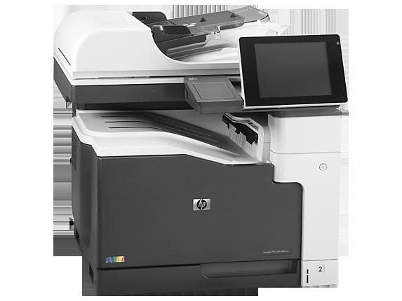 МФУ Цветное HP LaserJet Enterprise 700 M775dn CC522A, A3, 320 Гб, USB 2.0, 600x600 dpi, 30 стр/мин