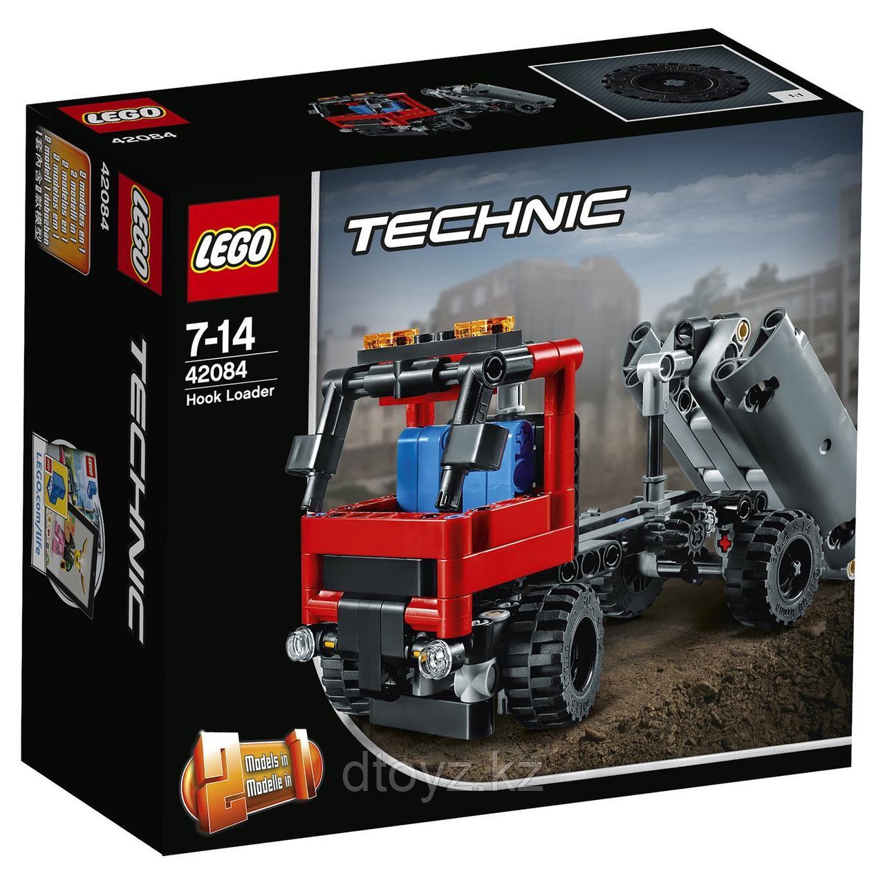 Lego Technic 42084 Погрузчик, Лего Техник