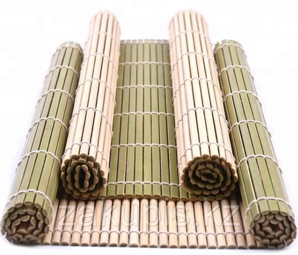 Бамбуковый коврик Циновка для суши