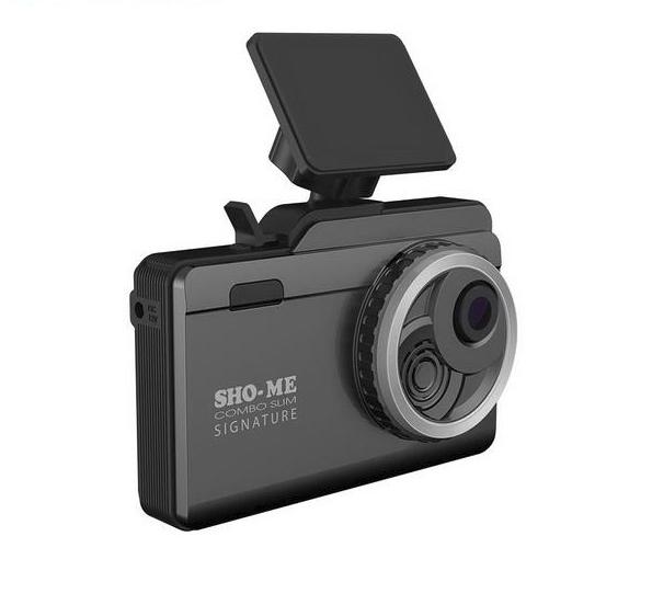 Автомобильный радар-детектор - видео регистратор Sho-Me Combo slim a12