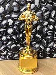 Оскар металлический под нанесение