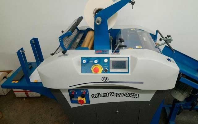 Ламинатор Foliant VEGA 400A Автомат, 2015 год