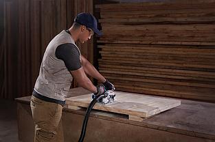 Циркулярная пила, ручная Bosch GKS 600, Professional 06016A9020, фото 3