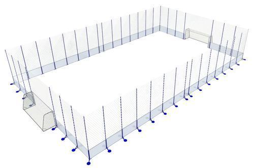Сборно-разборная игровая арена 15Х30