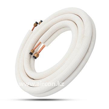 Комплект медных труб (6.35/12.7 - 3 метра) с гайками