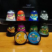 Слайм,лизун Ниндзя оригинал 130 гр / Slime Ninja, фото 1