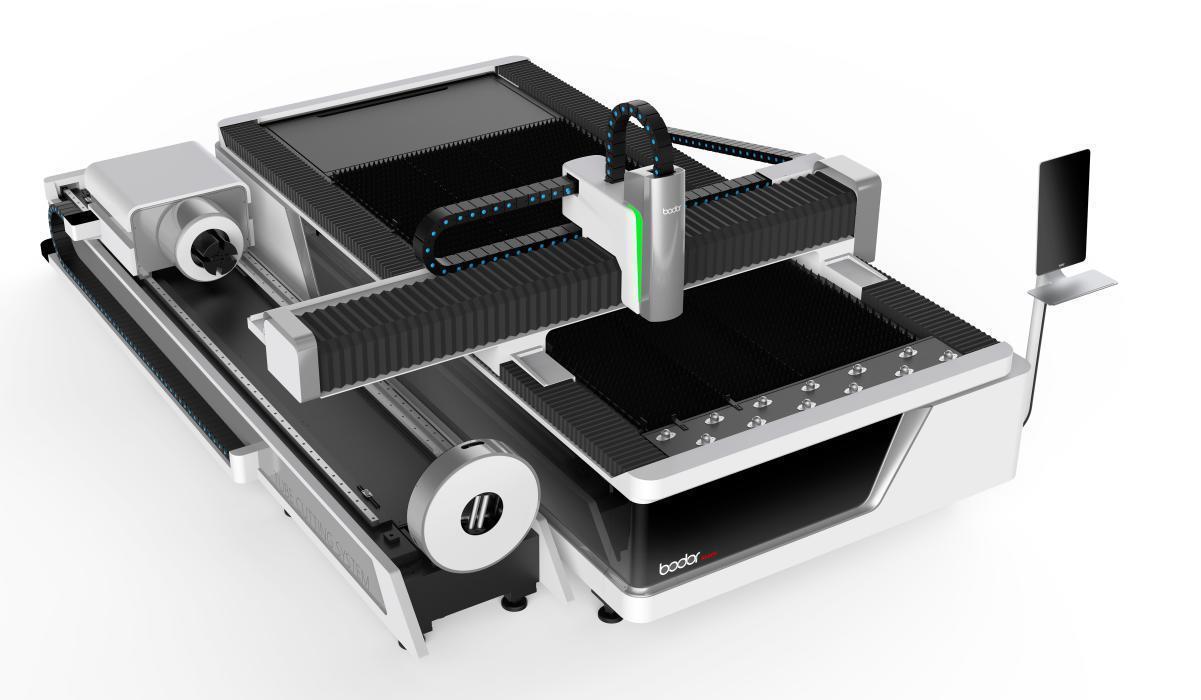 Лазерный станок для резки мет. листов и труб F3015Т3 - 1000W (Maxphotonics)