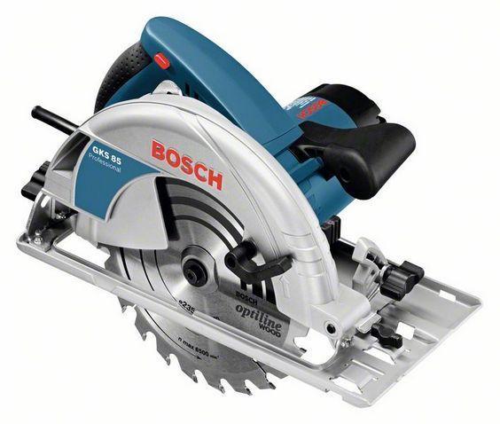 Ручная циркулярная пила GKS 85 Bosch Professional 060157A000