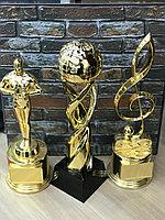 Статуэтки металлические под нанесение логотипа