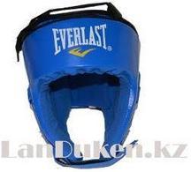 """Боксёрский шлем  """"Everlast"""" Синего цвета"""