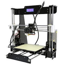 3D принтер ANET A8 (монтаж)