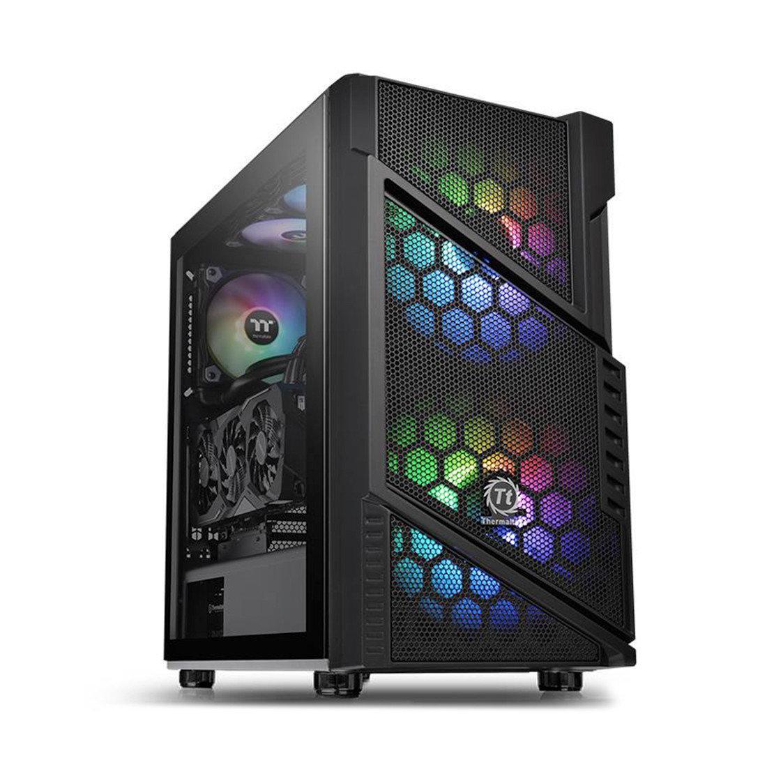 Системный блок Intel Core i5-8400 2.8GHZ/H310/DDR4 4GB/SSD 120GB/450W