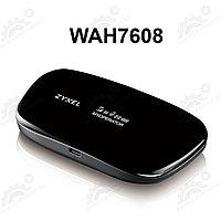 Портативный LTE Cat.4 Mi-Fi маршрутизатор Zyxel WAH7608