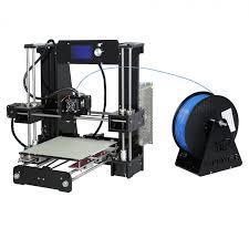 3D принтер ANET A2 (демонтаж)