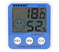 Метеостанция 70-0520 комнатная RX-108 REXANT