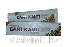 Зубная Паста Дант Канти, Патанджали (Dant Kanti Patanjali), Аюрведическая, 200 гр
