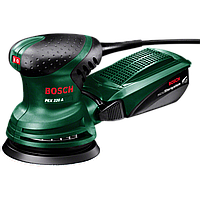 Эксцентриковые шлиф. машины Bosch PEX 220 A