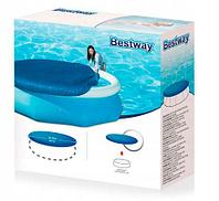 Тент Bestway 58032-58034 для круглого надувного бассейна [244, 366 см] (244 см)