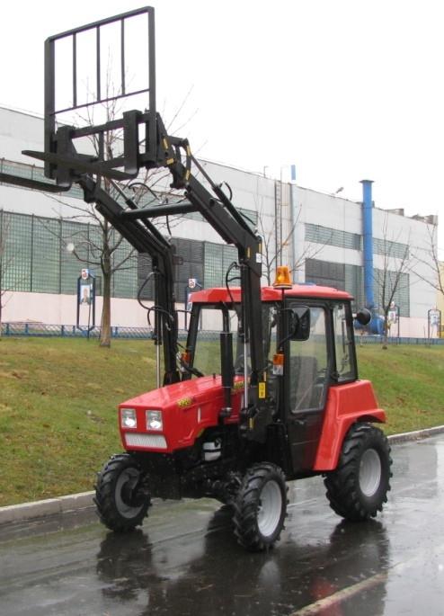 Погрузочное оборудование ОП-300.00.00.000 (МТЗ-320)