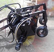 Щеточное оборудование для трактора Беларус 320/422/622 и МТЗ-80/82