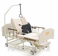 Медицинская кровать для дома с функцией переворота и интегрированным креслом-каталкой. MET INTEGRA.