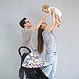 Солнцезащитный козырек для коляски, фото 4
