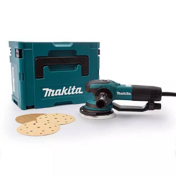 Эксцентриковая шлифовальная машина Makita BO6050