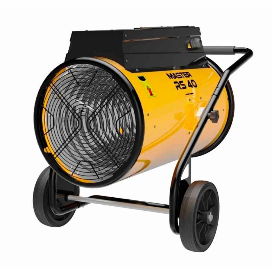 Нагреватели воздуха MASTER RS40
