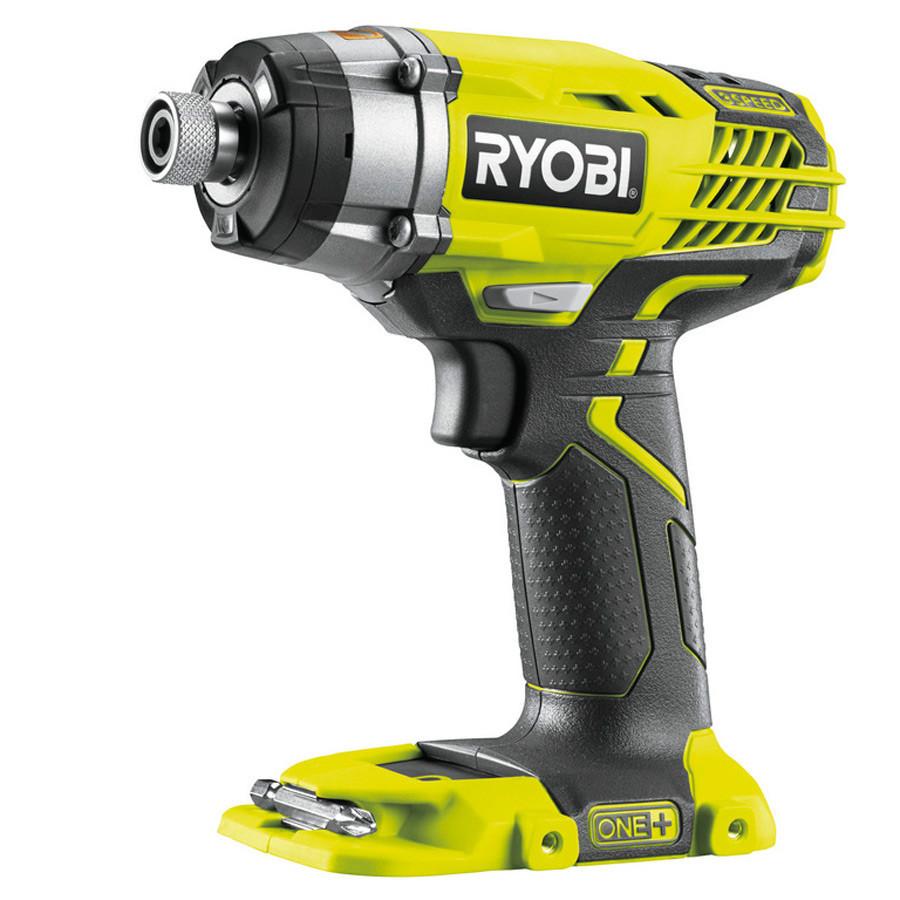 R18ID3-0 18 В аккумуляторный  3 х скоростной импульсный винтоверт Riobi