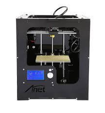 3D принтер ANET A3 (монтаж)
