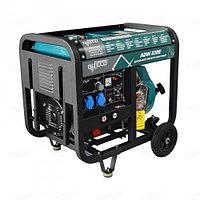 Дизельный генератор сварочный Alteco Professional ADW-220E